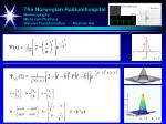 the norwegian radiumhospital mammography micro calcifications wavelet transformation mexican hat