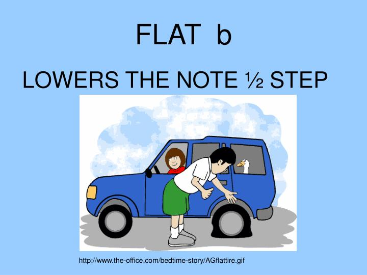 FLAT  b