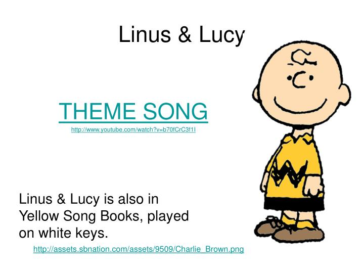 Linus & Lucy