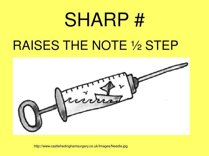 SHARP #