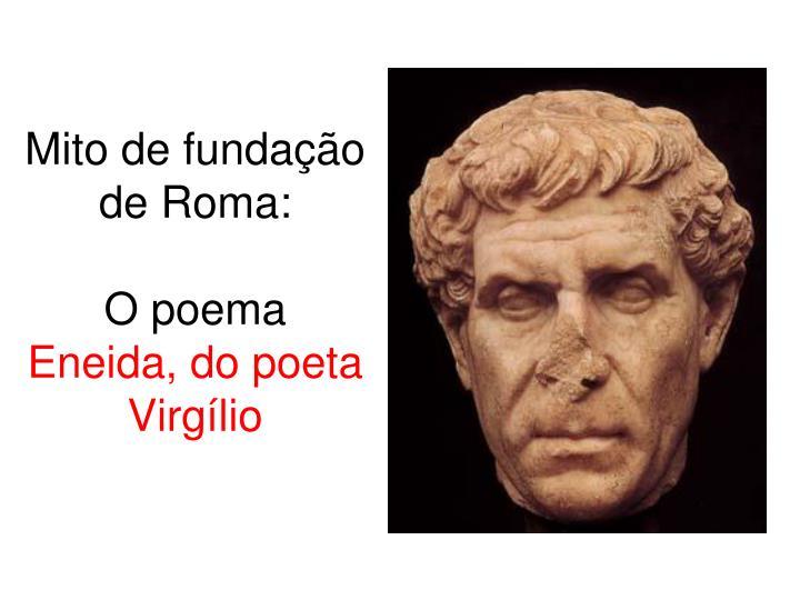 Mito de fundação de Roma: