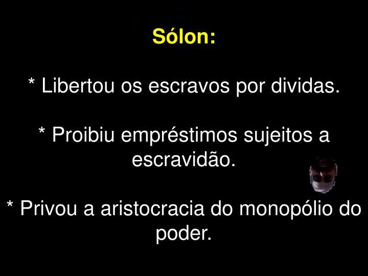 Sólon: