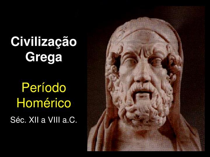 Civilização Grega