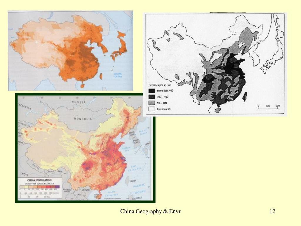 PPT - Egeo 324: East Asia Human Environment CHINA THE ...