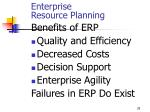 enterprise resource planning3