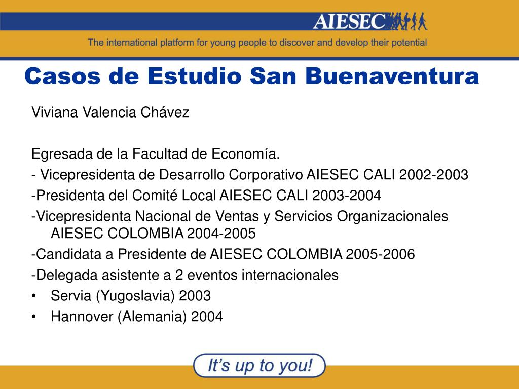Aiesec Hannover ppt - ¿qué es? powerpoint presentation, free download - id