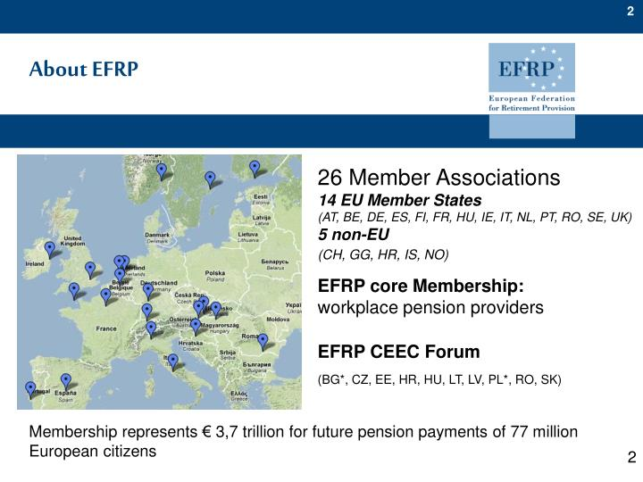 Towards a european pension policy