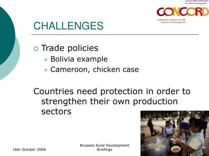 cameroon challenges and opportunities in trade Cross-border trade is not a new phenomenon in west africa  has revitalised  talks on the issues surrounding cross-border trade in africa  cameroon and  chad) explain the high level of informal exchanges in this sub-area.