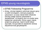 efns young neurologists