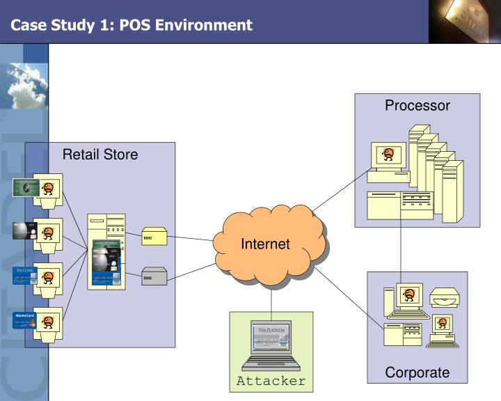 Case Study 1: POS Environment