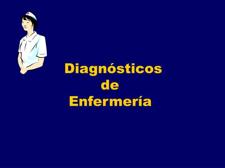 Diagnósticos