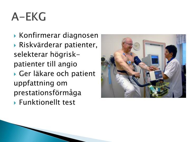 A-EKG