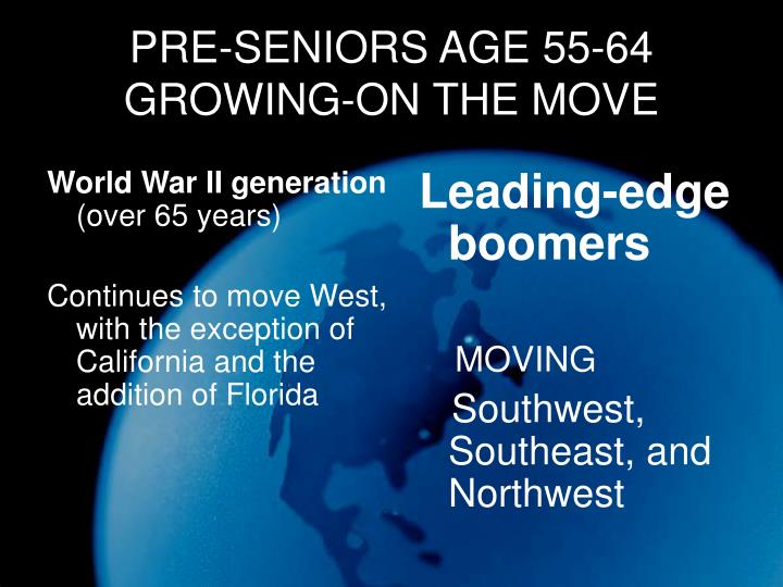 World War II generation