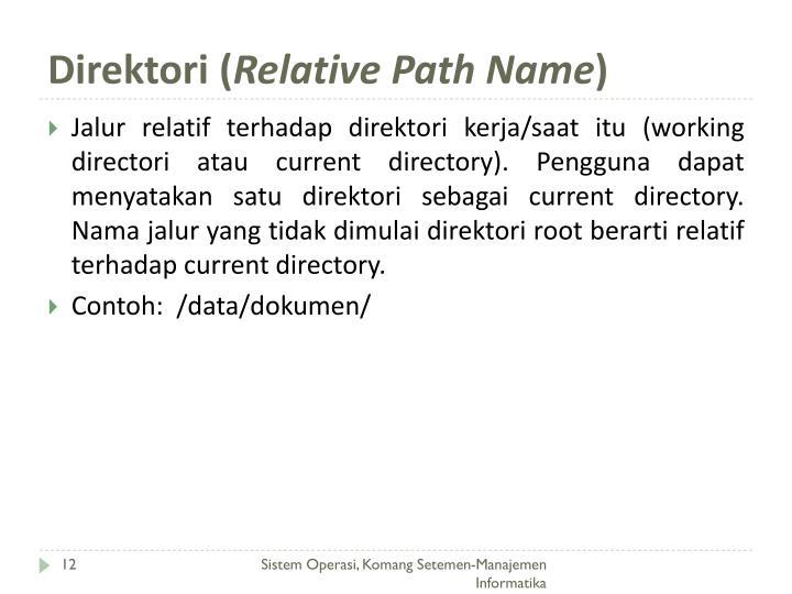 Direktori (