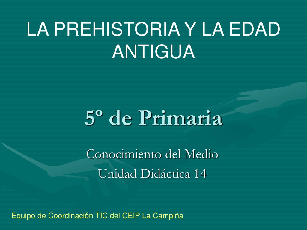 Ppt 5º De Primaria Powerpoint Presentation Free Download Id 3689346
