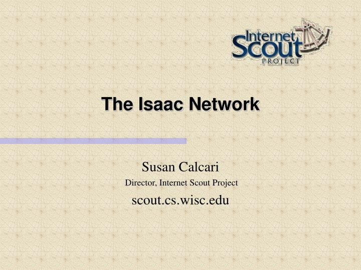 the isaac network n.