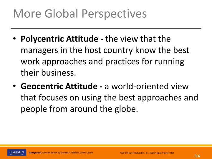 polycentric business