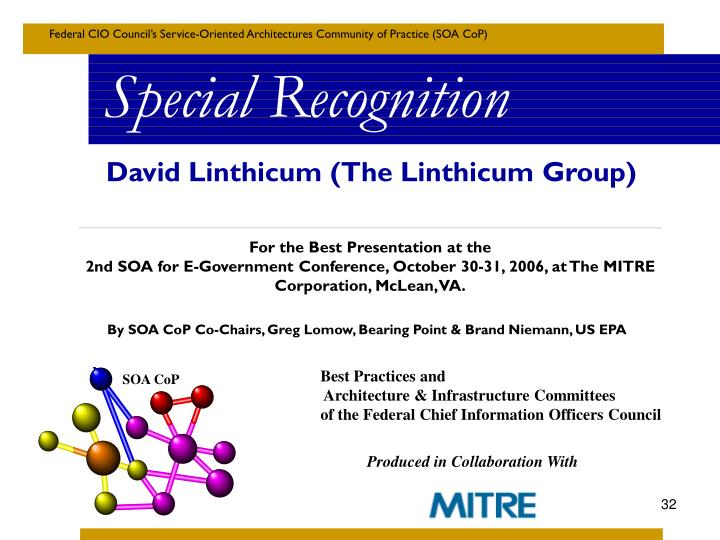 David Linthicum (The Linthicum Group)