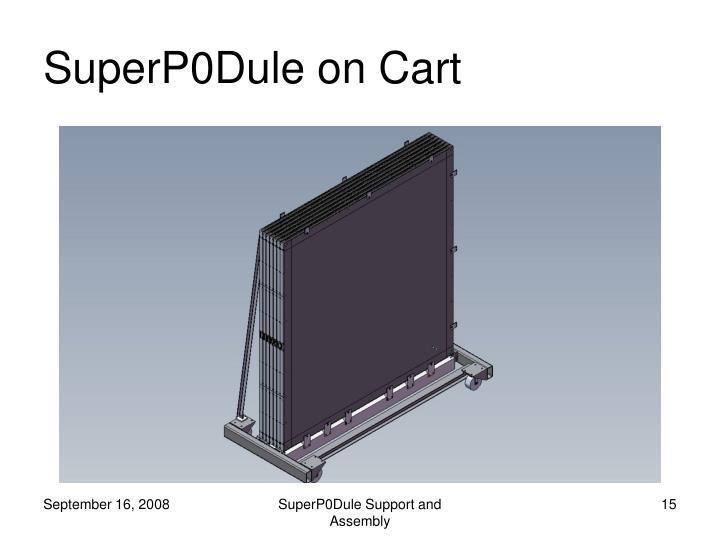 SuperP0Dule on Cart