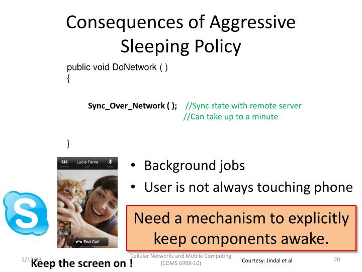 Consequences of Aggressive