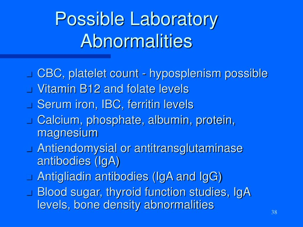 PPT - Celiac Disease Yes, It is Here! PowerPoint ...