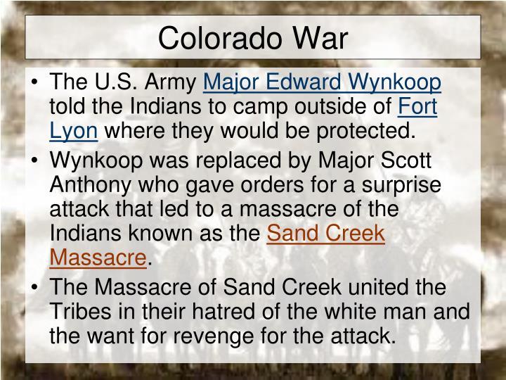 Colorado War