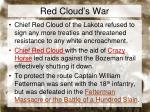 red cloud s war1