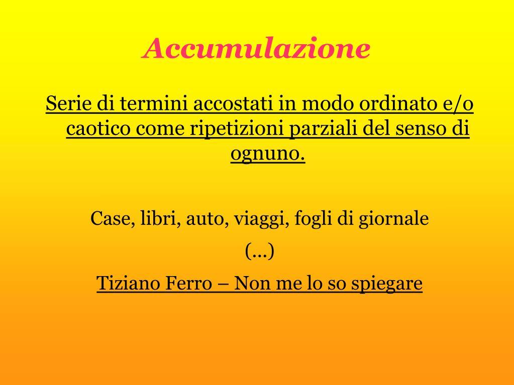 PPT - Figure Retoriche PowerPoint Presentation, free ...