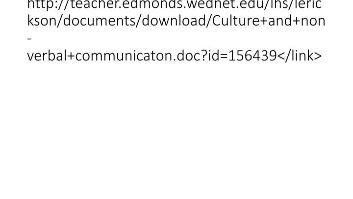 http://teacher.edmonds.wednet.edu/lhs/lerickson/documents/download/Culture+and+non-verbal+communicaton.doc?id=156439</link>