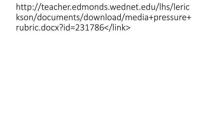 http://teacher.edmonds.wednet.edu/lhs/lerickson/documents/download/media+pressure+rubric.docx?id=231786</link>