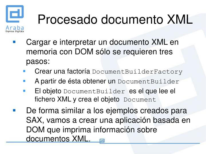 Documentbuilderfactory setvalidating
