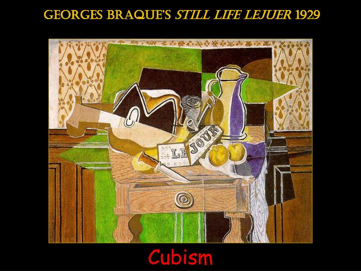 Georges braque's