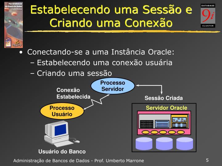 Servidor Oracle
