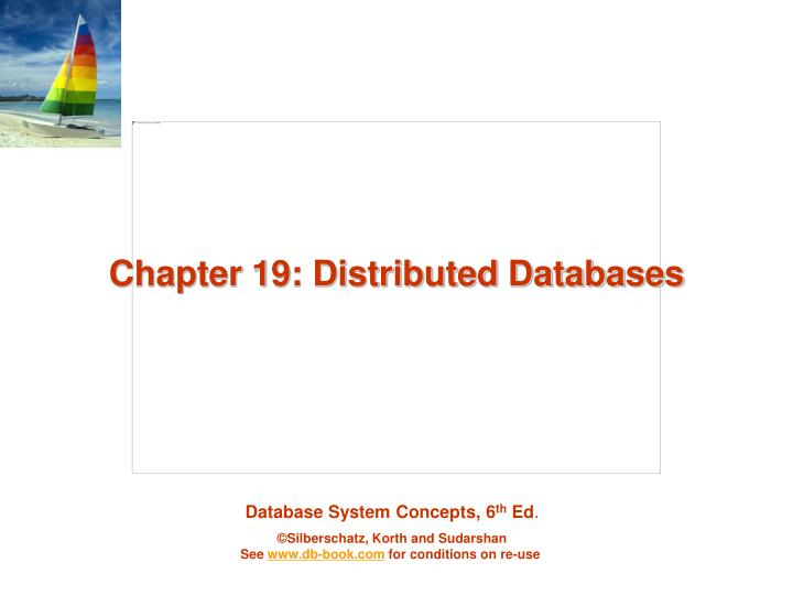 chapter 19 distributed databases n.