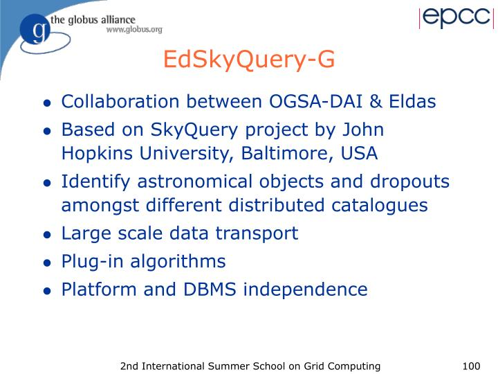 EdSkyQuery-G