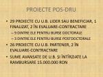 proiecte pos dru
