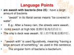 language points3