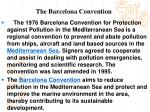 the barcelona convention