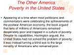 the other america poverty in the united states1