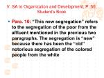 v sa to organization and development p 50 student s book2