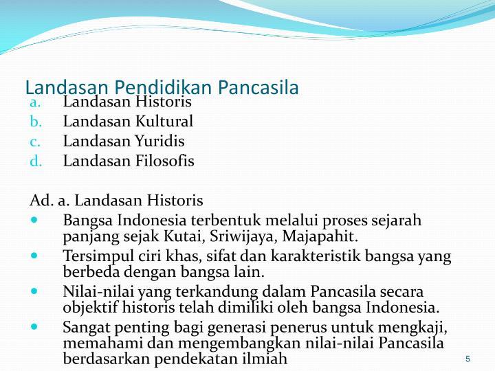 PPT - PENDIDIKAN PANCASILA PowerPoint Presentation - ID ...