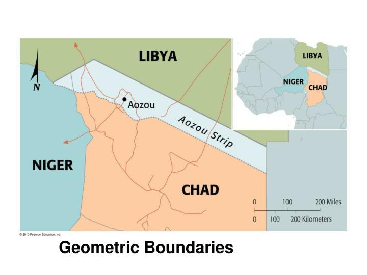 Geometric Boundaries