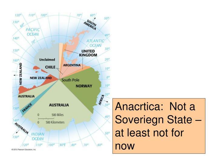 Anacrtica