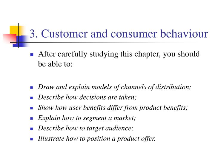 Consumer Behaviour Models Ppt Download Free