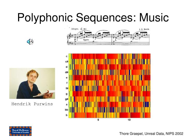 Polyphonic Sequences: Music