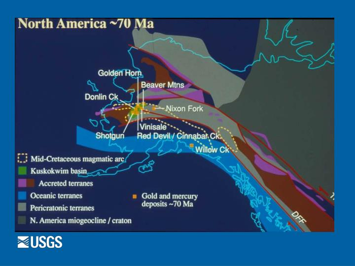 Late cretaceous tectonic evolution and metallogeny of southwestern alaska