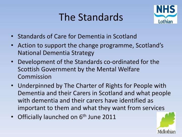 be able to involve carers and others in supporting individuals with dementia Dementia supporting people with dementia and  care of people with dementia and the support of carers settings relevant to  across all agencies involved in the treatment and care of people with dementia and their carers, including jointly agreeing written policies and.