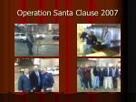 operation santa clause 20071