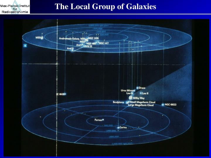 About 35-40 member galaxies
