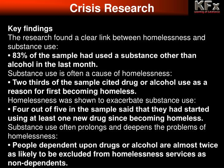 Crisis Research